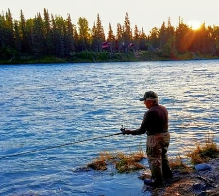Experience Angling in Manalsu River near Manali