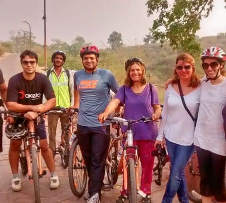Nahargarh Cycling Expedition in Jaipur Flat 42% off