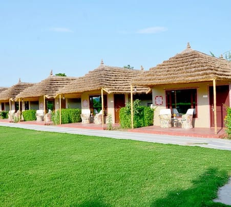 Cottages Stay at Ranakpur Hill Resort in Rajasthan