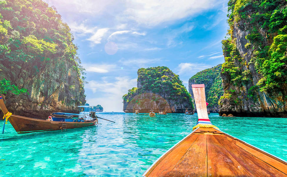 5 Days Thailand Tour Package With Airfare Flat 26 Off-8749