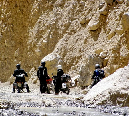 7 Days Motorcycle Safari in Ladakh