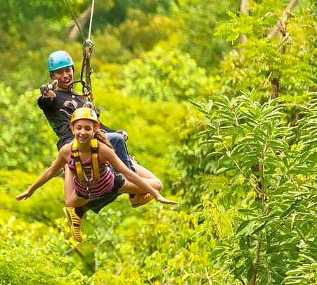 Jungle Xtrem Adventure Park Flat 20% off