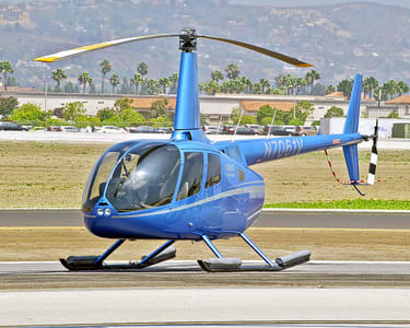 Helicopter Joy Ride in Aligarh-flat 18% off