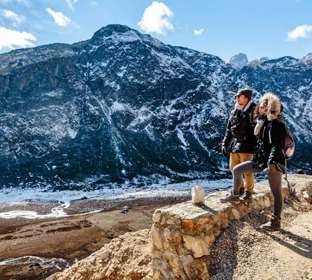 6 Nights Exotic Sikkim Honeymoon Tour: Add Spice to Love's Journey