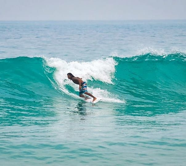 Surfing Lessons For a Private Group at Phuket