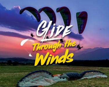 Paragliding In Bir Billing, Flat 21% Off