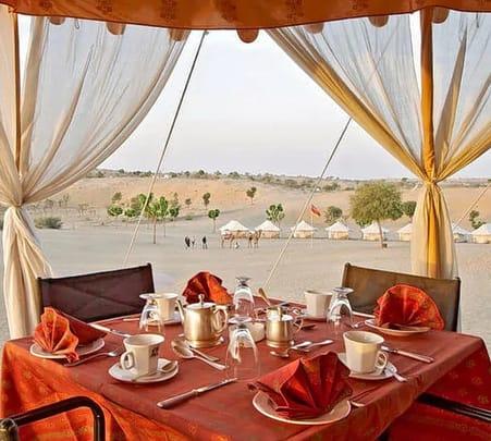 Manvar Desert Camp, Jodhpur @ Flat 20% off