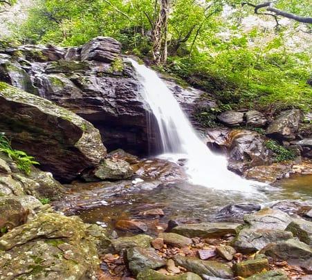 Duchess Falls Trek, Pachmarhi