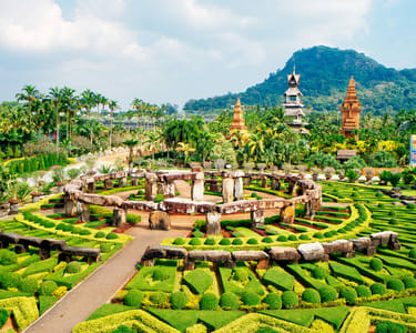 Nong Nooch Tropical Garden, Pattaya Flat 30% off