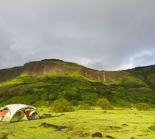 Camping Adventure at Lonavala in Pune
