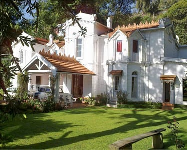 Stay in Bungalow, Ooty - Flat 23% off
