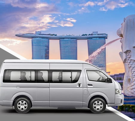 Airport Transfers Singapore - Flat 24% off