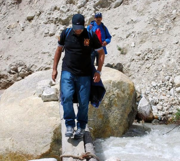 Gaumukh Trek For 9 Days