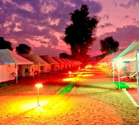 Pushkar Adventure Desert Camp and Cottages