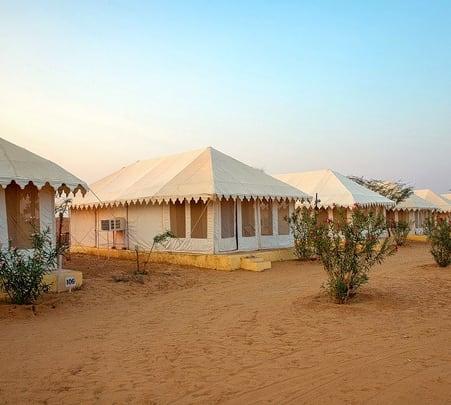 Winds Desert Camp, Jaisalmer @ Flat 20% off