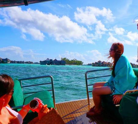 Himmafushi Island Tour in Maldives