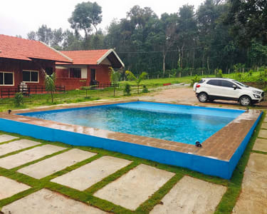 Stay Amidst Woods, Chikmagalur