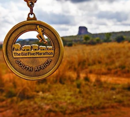 The Big Five Marathon 2018, South Africa (8 Days)