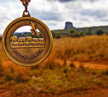 The Big Five Marathon 2018, South Africa (8 Days)