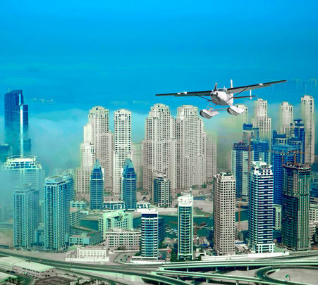 Sea Plane Tour of Dubai