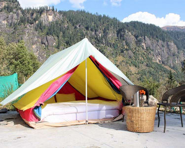Nature Stay Experience in Manali | Flat 25% off