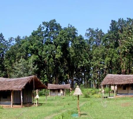Camp Kyari at Syat, Nainital