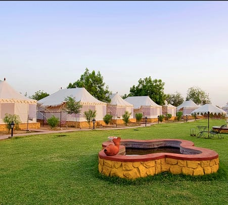 Luxury Camping in Jaisalmer Flat 29% Off