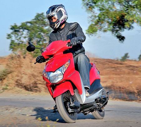 Rent a Scooty For Full Day in Goa