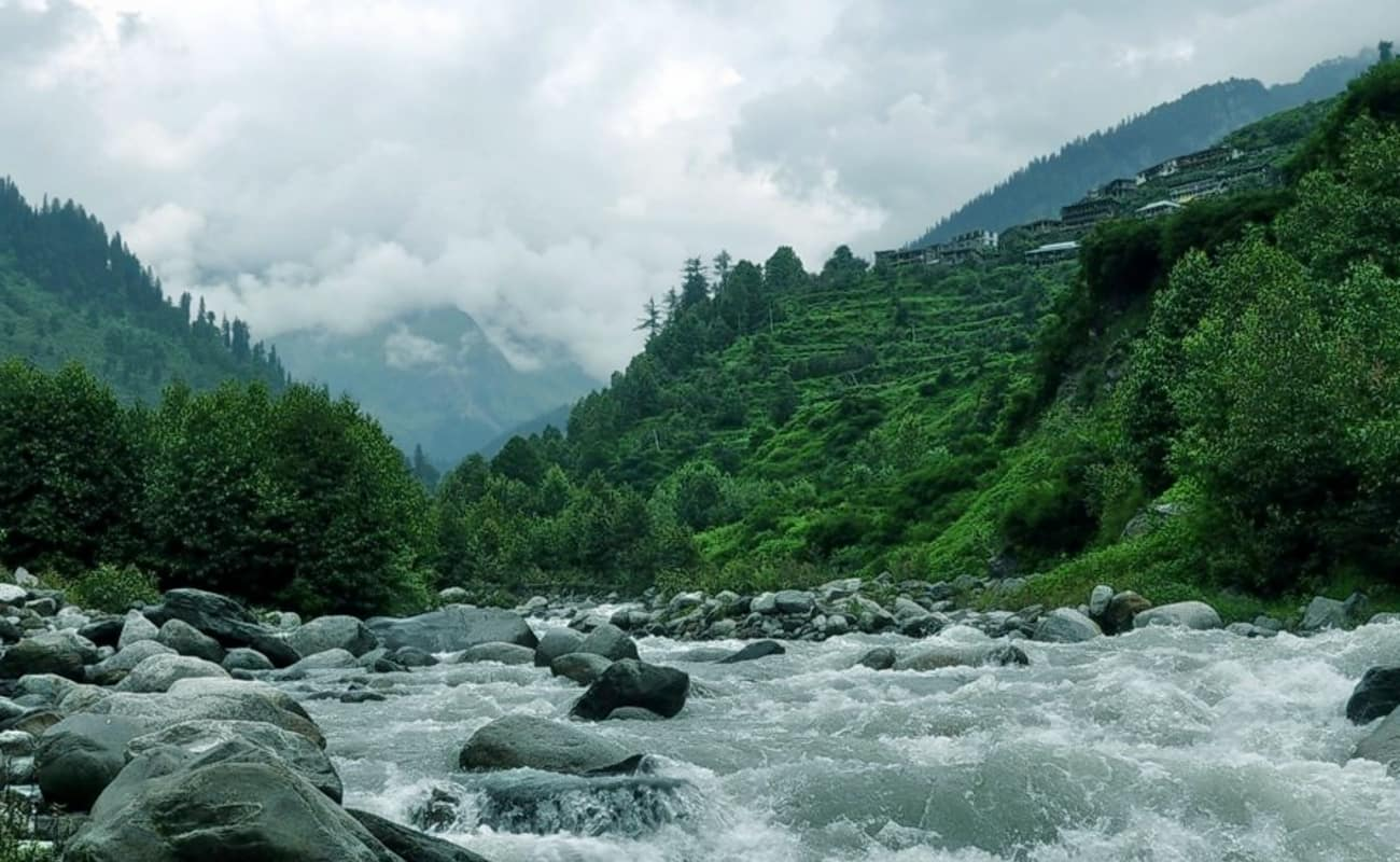 Tour Packages From Kochi To Manali