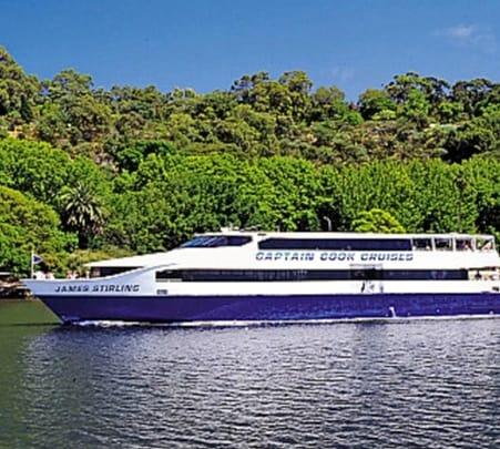 Perth Wine Cruise in Australia
