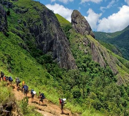 Hiking Experience to Chembra peak