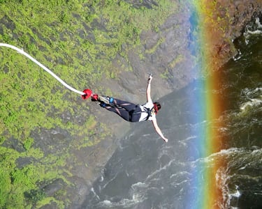 Bungee Jumping in Goa @ 4400 Only