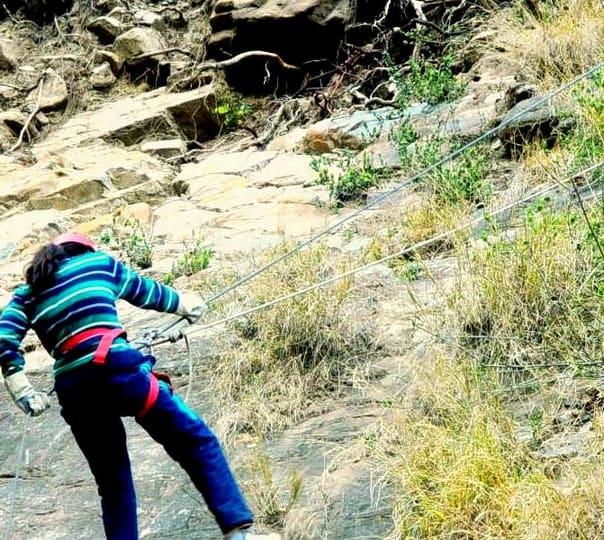 Adventure Activities in Camp Sandpiper, Rishikesh