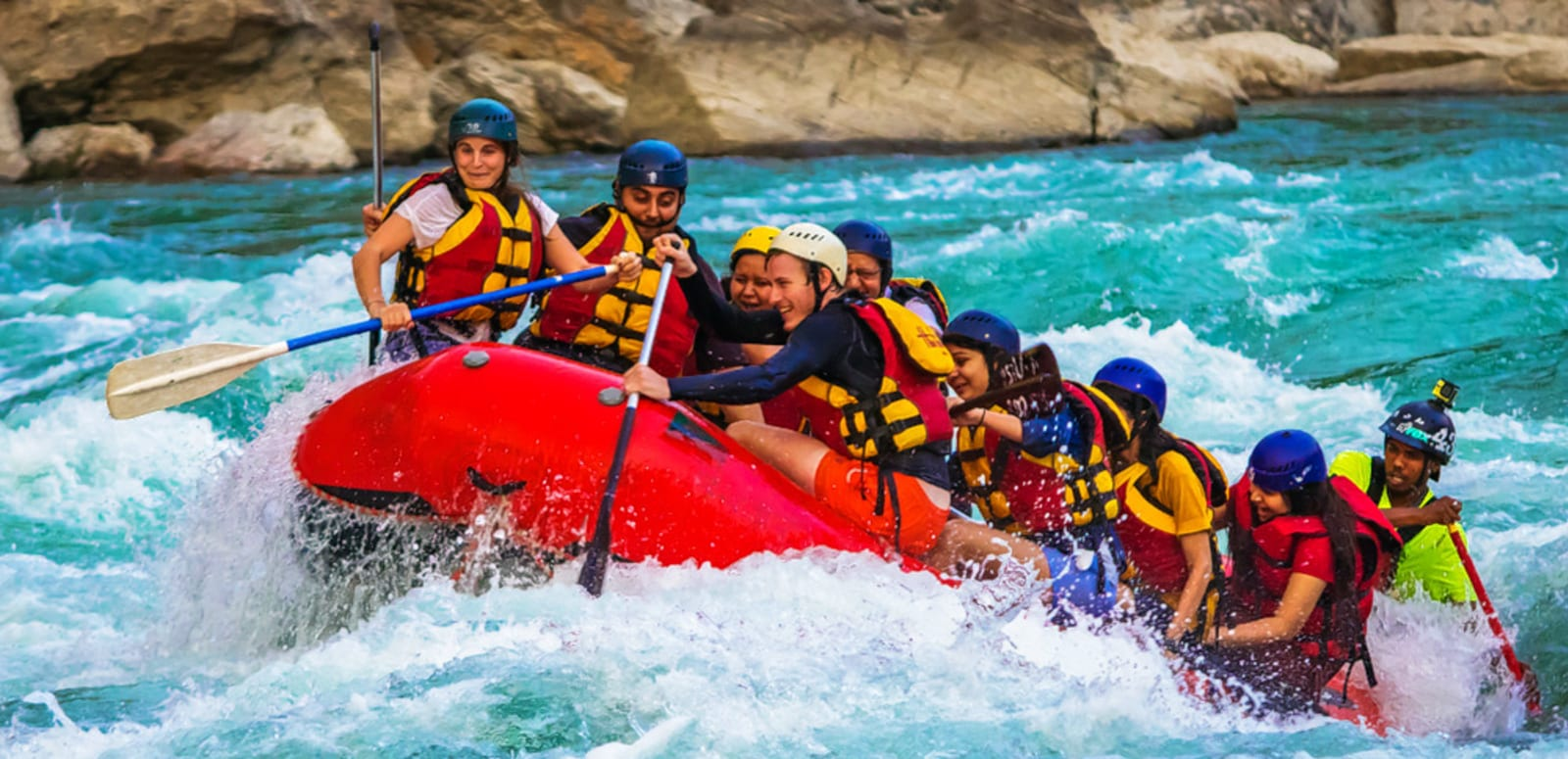 River Rafting in Manali: A Detailed Guide