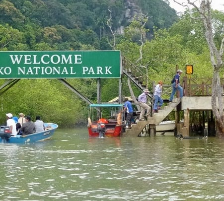 Day Trip to Bako National Park in Malaysia