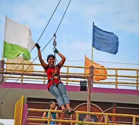 Adventurous Day Out at Borda in Goa