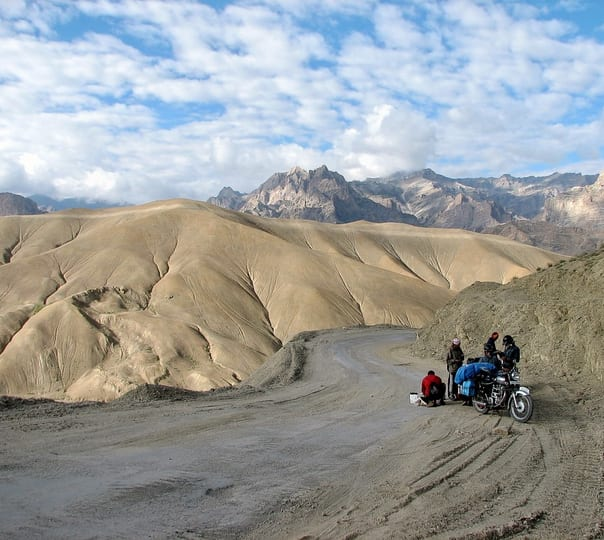 13 Day Motorcycle Tour in Jammu