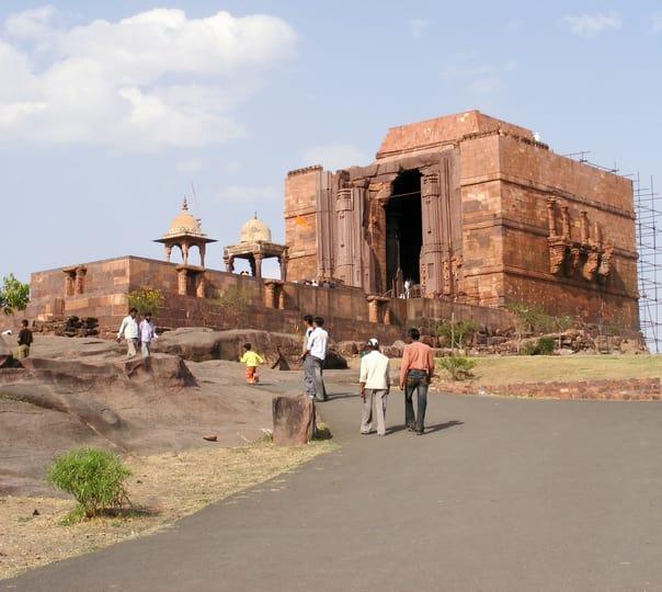 Bhimbetka and Bhojpur Visit