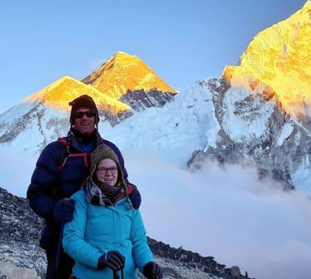 Everest Base Camp Trek, Nepal 2019