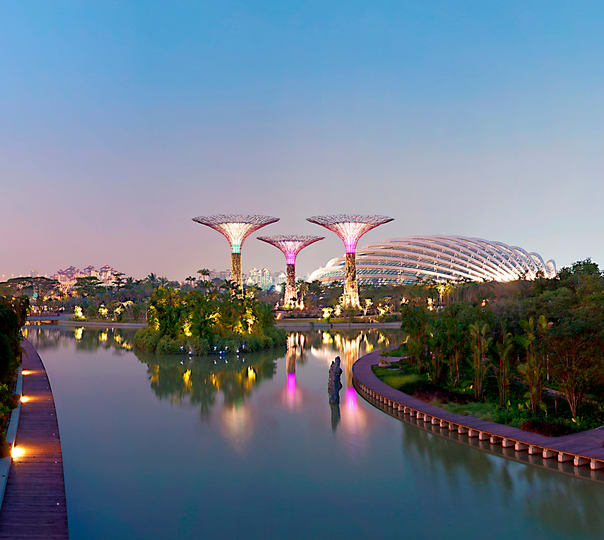Ticket to Gardens by the Bay (2 Domes)