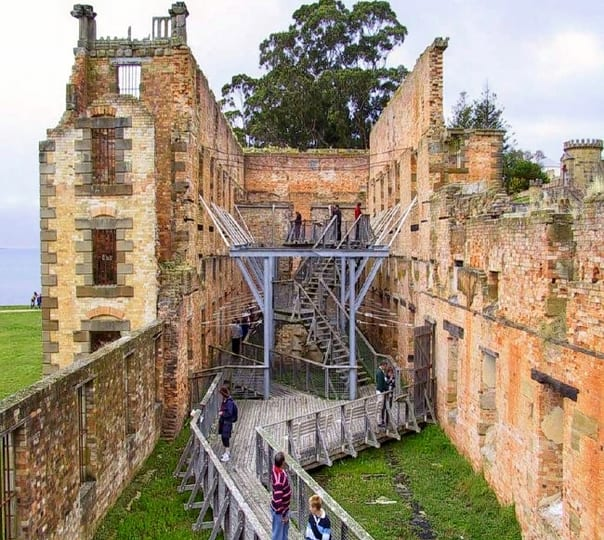 Port Arthur Tour in Tasmania