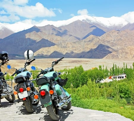 12 Day Manali - Leh - Manali Bike Tour from Delhi