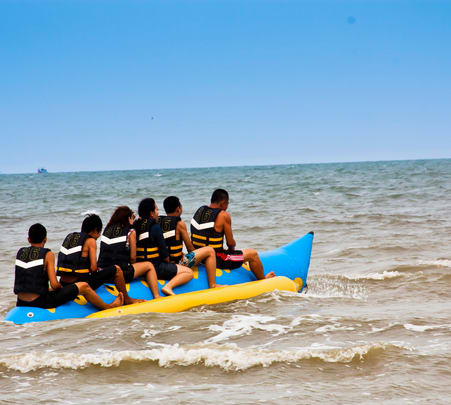 Water Sports Adventure Combo, Chikmagalur - Flat 19% Off