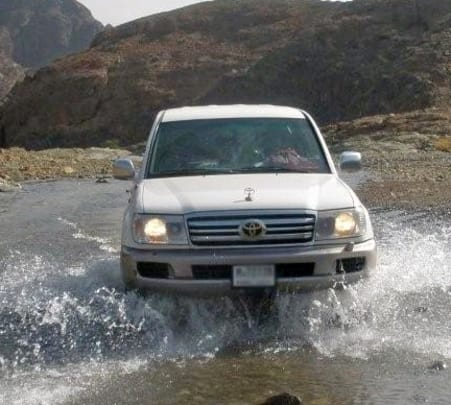 Hatta Mountain Safari Tour in Dubai