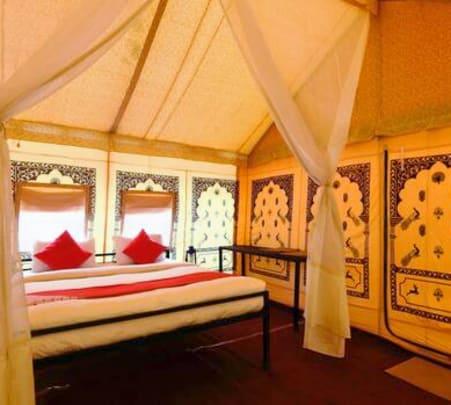 Adventure Safari Camping in Jaisalmer Flat 20% off