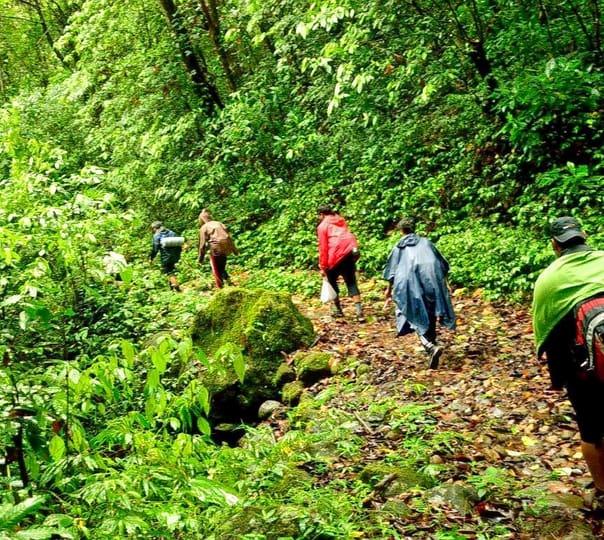 Trek to Kodachadri, Shimoga