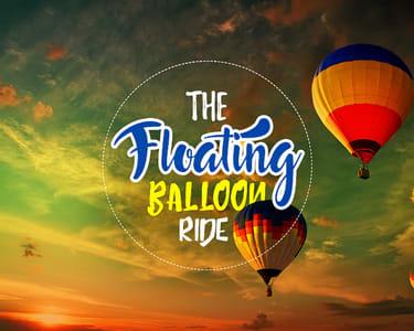 Hot Air Balloon Safari, Lonavala