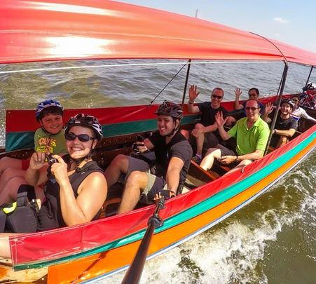 Canal Boating & Bike Tour