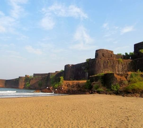 South Konkan Coastal Tour from Pune