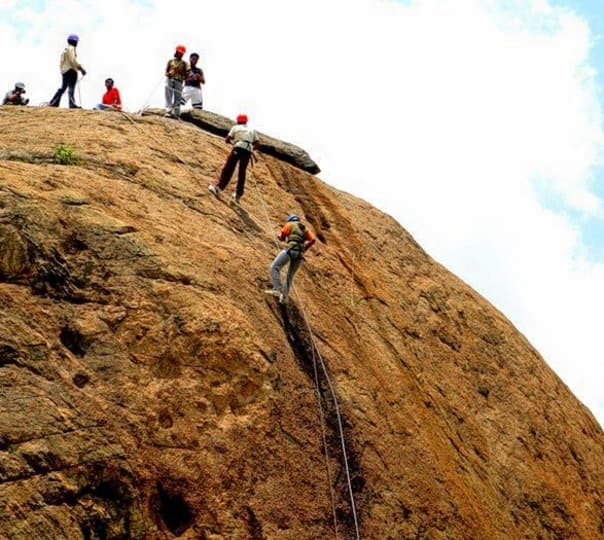 Ramanagara Adventure Day Outing, Bangalore